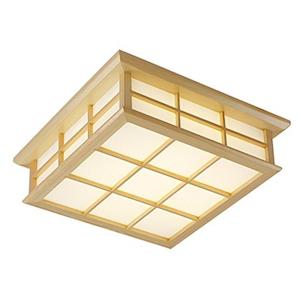 Lámpara techo japonesa