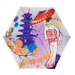 paraguas japonés