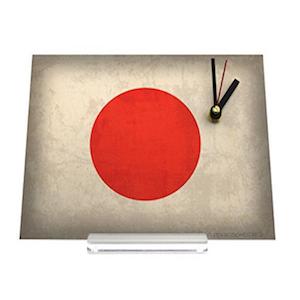 reloj escritorio japón