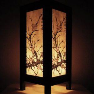 L mpara japonesa decoracionjaponesa com - Lamparas estilo japones ...