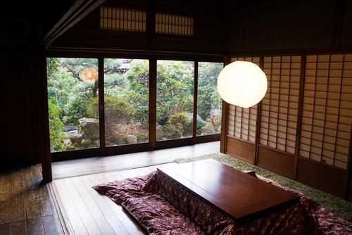 Decorar salón estilo japonés