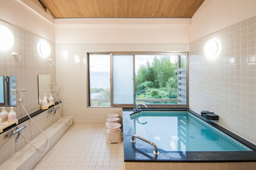 ¿Cómo es el baño tradicional japonés?