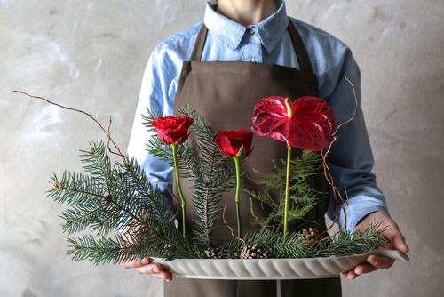 ¿Dónde se puede aprender a hacer Ikebana?