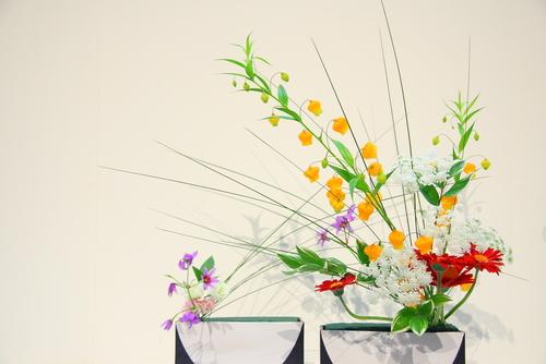 Cómo decorar con Ikebana un comedor