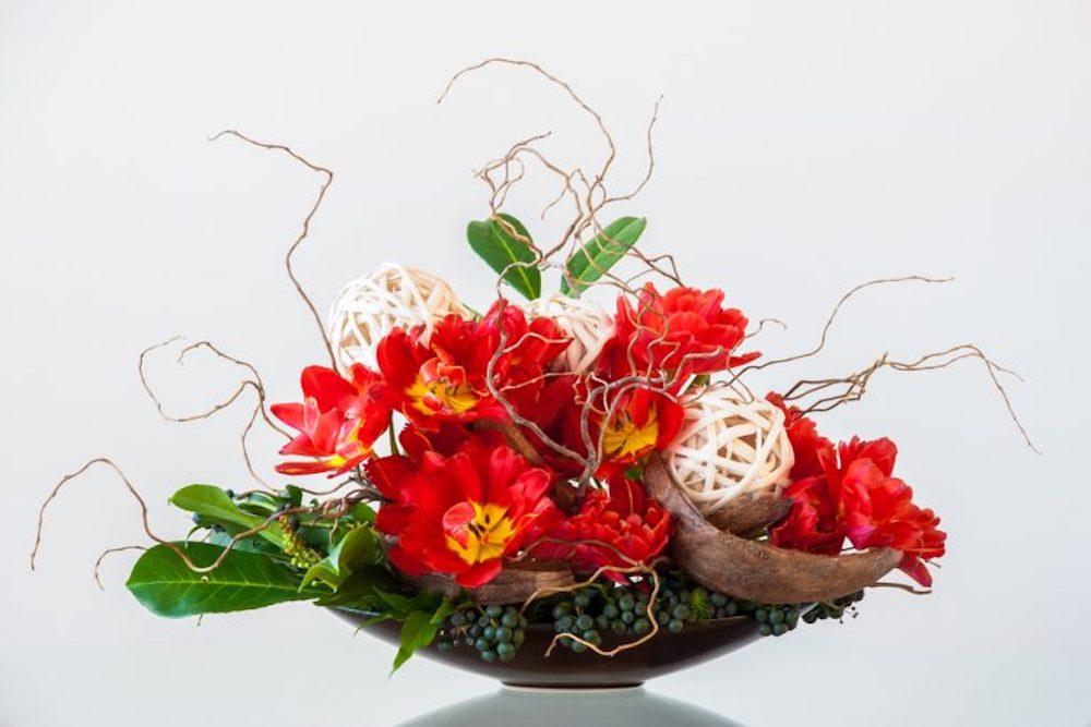 Ikebana Arte Floral Japonés Decoracionjaponesacom