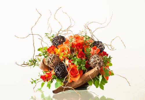 Qué dificultad tiene realizar arreglos florales Ikebana