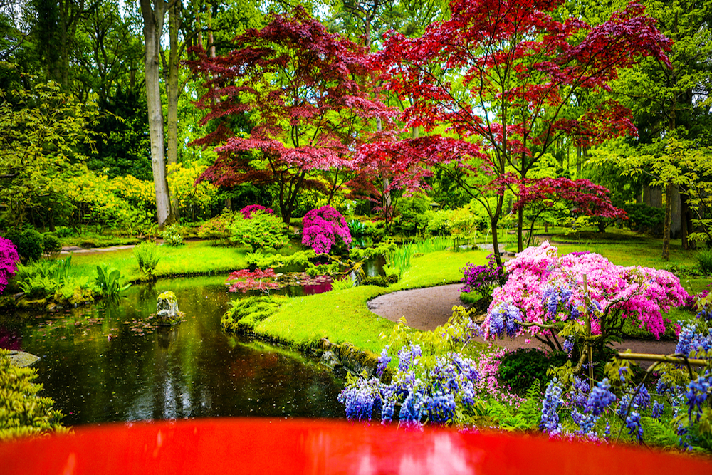Jardines japoneses modernos trendy diseo jardin pequeo for Jardines japoneses pequenos