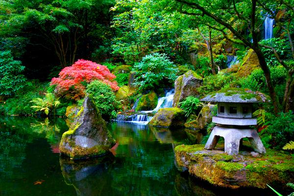 jardines asiaticos