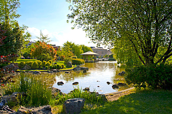 jardines japoneses pequeños
