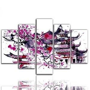lienzos japoneses